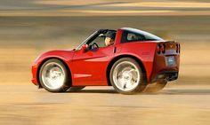 Compact Corvette