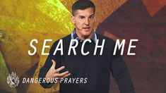 """Through Psalm Pastor Craig Groeschel teaches us how to ask, """"Search me, O God,"""" and uncover the things that keep us from truly trusting Him. Psalm 139, Psalms, Dangerous Prayers, Church App, Search Me, Follow Jesus, Bible Studies, Heavenly Father, Faith"""