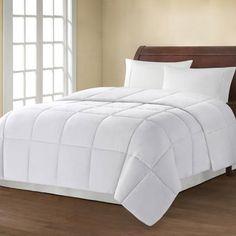$19-$30 Walmart Mainstays Down Alternative Bedding Comforter-Guestroom