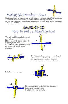 WAGGGS Friendship Swap
