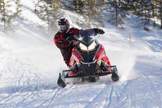 Having fun in the snow. Vintage Sled, Polaris Snowmobile, Snowmobiles, Outdoor Fun, Atv, Winter, Winter Time, Mtb Bike, Atvs