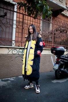 They Are Wearing: Milan Fashion Week Fall 2016