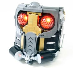 Everything Is Awesome About This Lego Star-Lord Mask