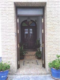 Puerta del barrio de San Basilio