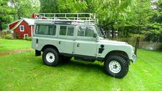 Spotted: Cummins-Powered Land Rover Series IIA 109 For Sale