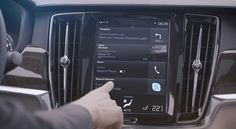Volvo incorpora Skype for Business en la serie Volvo 90 - https://autoproyecto.com/2016/12/skype-for-business-volvo-90.html?utm_source=PN&utm_medium=Pinterest+AP&utm_campaign=SNAP