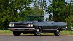 1969 Plymouth Hemi GTX Convertible 1 of 5 Hemi 4-Speed Convertibles Produced presented as lot R219 at Kissimmee, FL 2016 - image1