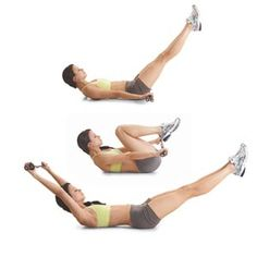 Pound-Melting Pilates Workout
