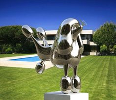 Joseph Klibansky Beautiful Tomorrow-White polished-Bronze Polished upon request at 3A The Excellence of Art in Mauritius