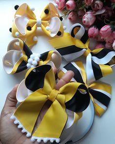 Diy Hair Bows, Diy Bow, Ribbon Hair, Lace Bows, Arya, Girl Hairstyles, Hair Accessories, Fancy, Pretty