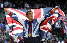 Murray won gold at London 2012 and he is keen to defend his singles title in Rio next mont...