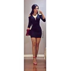 99 Awesome Valentines Date Outfits Ideas For Girls Date Outfits, Night Outfits, Dress Outfits, Girl Outfits, Dress Up, Fashion Outfits, Fashion Tips, Sexy Dresses, Cute Dresses