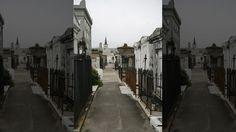 Spookiest cemeteries in the US @FoxNews @GotoTravelGal, St. Louis Cemetery No. 1, New Orleans, La.
