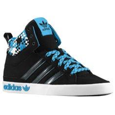 official photos 7bd29 4b424 adidas Originals Top Court Hi - Women s - Basketball - Shoes -  Black Turquoise White