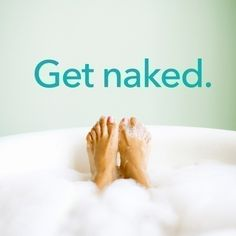Get naked  vinyl wall art decal graphic stickers by TastySuite, $10.00