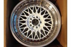 18x8.5 BMW BBS style 5 wheels RC 090 90 style5 style-5 RC090 redrilled for audi/vw/benz