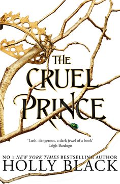 """""""The Cruel Prince"""" (People of the Air: Book 1) by Holly Black  (eProof given by UK publisher via NetGalley in exchange for honest review)"""