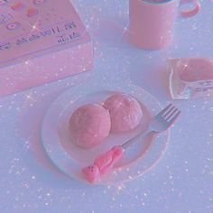 Baby Pink Aesthetic, Cream Aesthetic, Night Aesthetic, Aesthetic Food, Aesthetic Photo, Aesthetic Pictures, Shadow Pictures, Dusty Blue, Pink Glitter