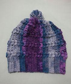 Herseyhden Var!: Tığ İşi Fıstıklı Bere ( Crochet Beanie - Crochet P... Crochet Beanie, Crochet Yarn, Knitted Hats, Winter Hats, Arts And Crafts, Knitting, Sewing, Pattern, Crochet Ideas