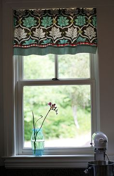 Amy Butler-Lotus; curtain for master bedroom?