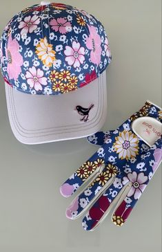 Girls Golf, Hats, Flowers, Hat, Royal Icing Flowers, Flower, Hipster Hat, Florals, Floral