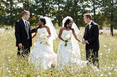 twins marrying twins