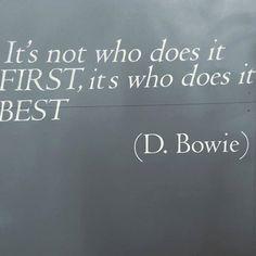David Bowie dans le texte #music #bowie #davidbowie http://ift.tt/2hba0a2