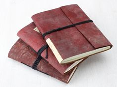 Medium Vintage Leather JournalBuy Medium Vintage Leather Journal Leather Journals at Scaramanga Leather Notebook, Leather Journal, Leather Gifts, Leather Men, Vintage Leather, Vintage Men, Personalized Gifts For Men, Gift Of Time, Unique Presents