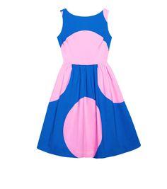 Pink Spotlight Dress