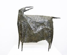 Lynn Chadwick, (1914-2003), 'Beast 2/9', bronze at Art Toronto 2015, Mayberry Fine Art Booth A49