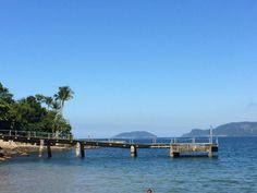 Praia da Feiticeira em Ilhabela - Helena Mattos