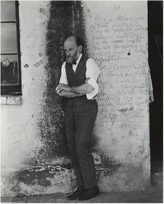 Dr. Atl, Mexico, 1926 by Edward Weston