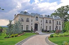 Traditional Exterior Photos French Provincial Design, Pictures, Remodel, Decor and Ideas - page 188