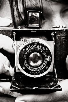 "500px / Photo ""Vintage Camera"" by Iconic by JMR @Julia Kinkela #model"