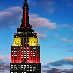 Empire State Building. #nyc