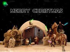 Nativity on Tatooine