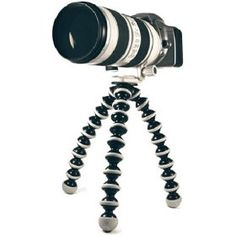 I really love the Gorillapod, it's the best way to stabilize and take everywhere your photos.    Deal of the Week: only £25.54