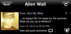 @Tom John: Consegui minha moto   tão feliz! Estou pronto para o verão