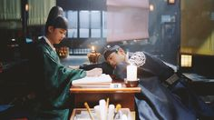 Love in the moonlight ♥ ☽ 박보검 < 구르미 그린 달빛 > 제11장. 160926 [ 출처 : ㅆㄱ, 디시 구르미갤러리 ]