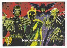 Judge Dredd - The Epics # 64 The Dark Judges - Edge 1995