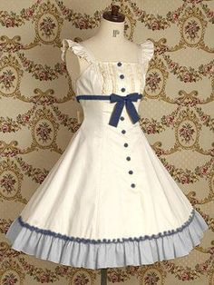 Mary Magdalene brand lolita dress