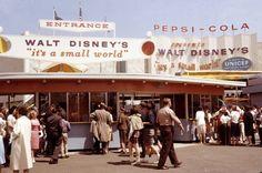 "Walt Disney's ""It's A Small World"""