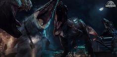 High Resolution Roar Jurassic World