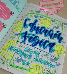 School Notebooks, Cute Notebooks, Page Borders Design, Border Design, Grammar Book, Decorate Notebook, My Notebook, Diy For Kids, Book Art
