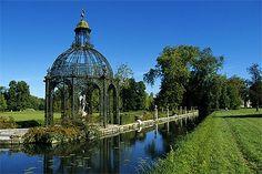 Afbeeldingsresultaat voor parc du chateau de chantilly