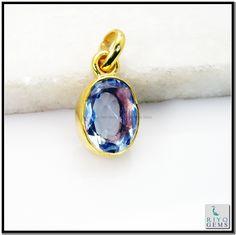 Alexandrite Cz Gems Stones 18kt Y.G. Plated Angel Pendant L 1in Gppalcz-8603 http://www.riyogems.com