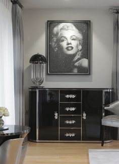 Project with orchidea cabinet. http://www.bykoket.com/guilty-pleasures/casegoods/orchidea-chest.php