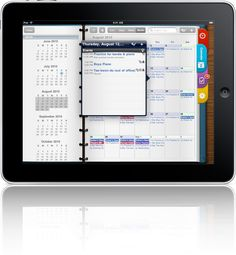 Pocket Informant: IPad calendar and organizer app - I LOVE this app!!!!