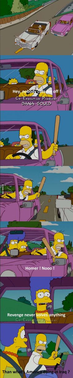 The Simpsons. they've never lied. Simpsons Funny, Simpsons Quotes, The Simpsons, Stupid Funny Memes, Funny Relatable Memes, Funny Posts, Funny Stuff, Funny Cute, The Funny