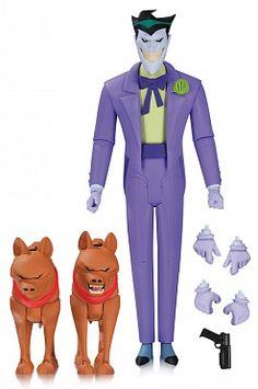 "Увеличить ""Фигурка Джокера — DC Collectibles The New Batman Adventures The Joker"""